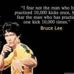 Law 23 Bruce Lee