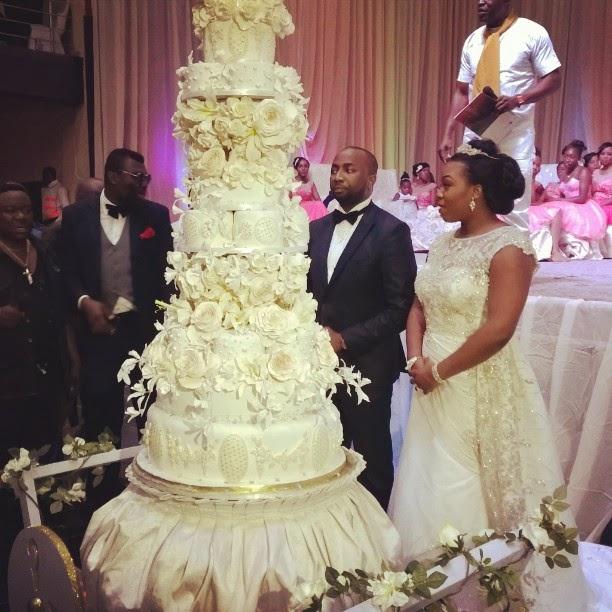 uju-rochas-okorocha-wedding-cake